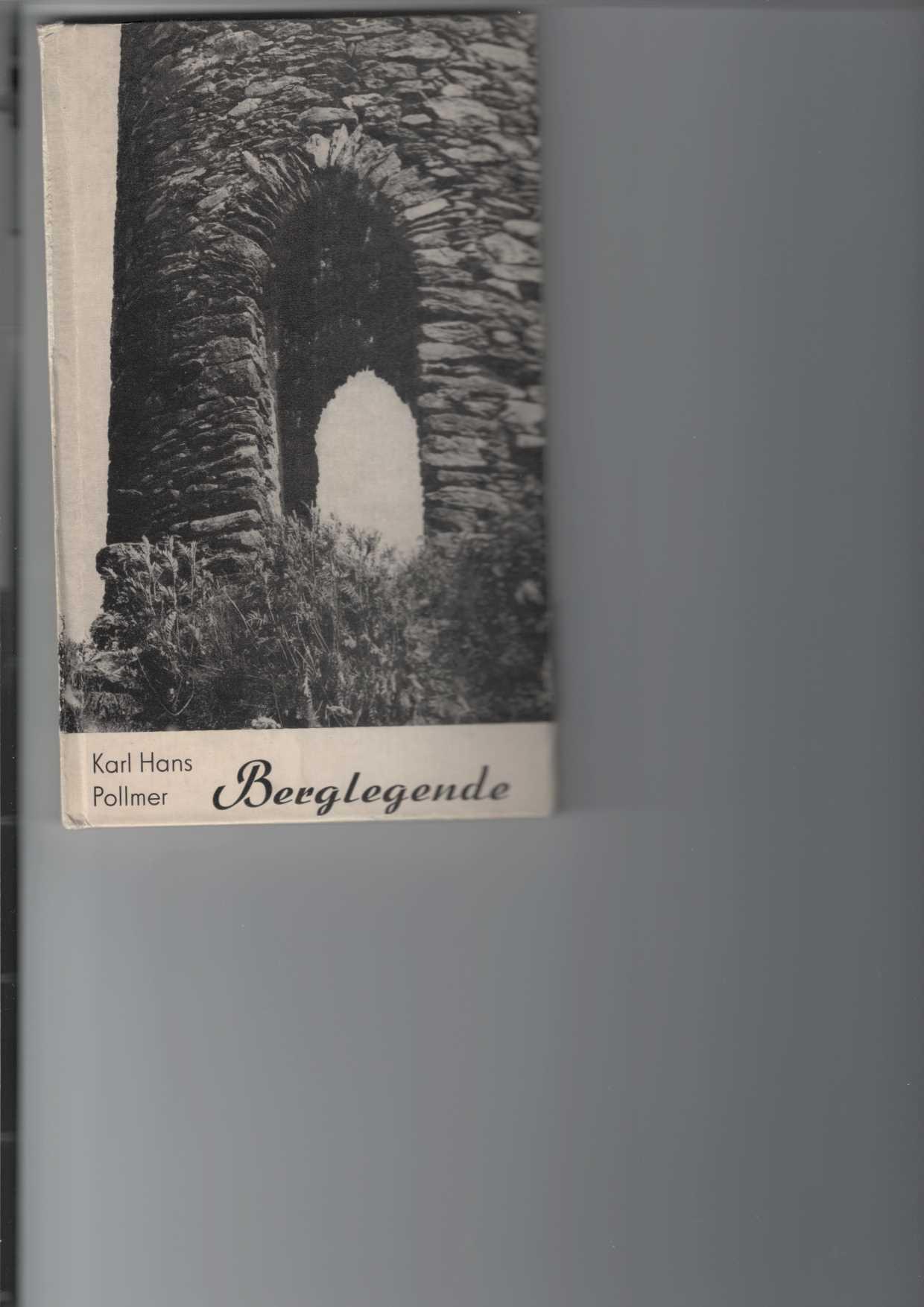 Berglegende. Erzählung. Mit Fotos von Christoph Georgi. 1. Aufl.,