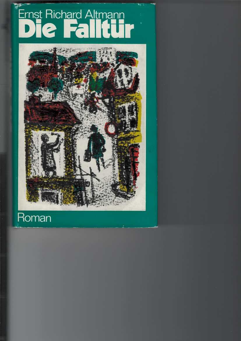 Die Falltür. Roman. Mit Illustrationen von Fred Westphal. 2. Aufl.,