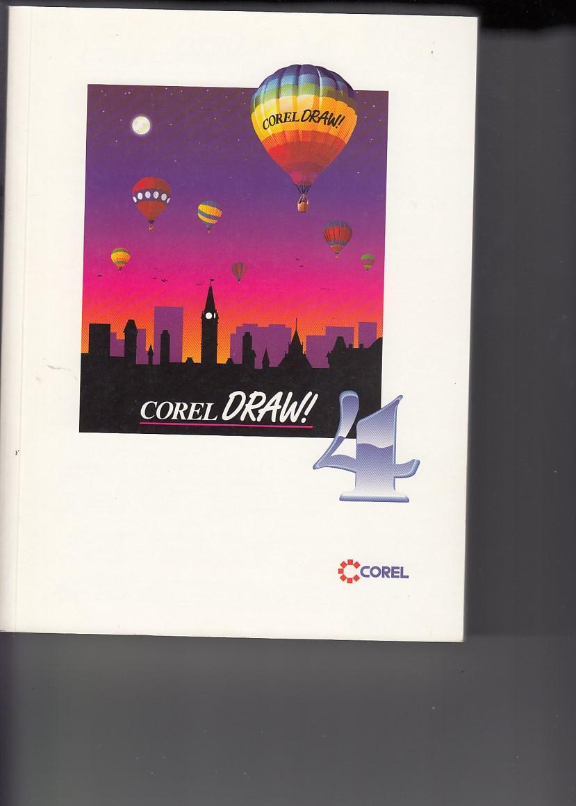 Benutzerhandbuch CorelDRAW, Version 4.0,
