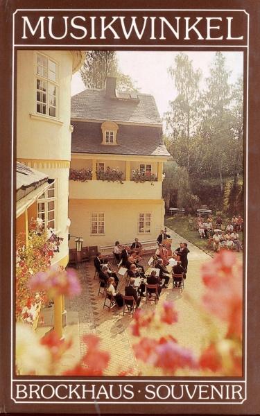 Wille, Hermann Heinz und Karl-Heinz Blei: Musikwinkel. Brockhaus Souvenir. Es fotografierte Karl-Heinz Blei. Den Text schrieb Hermann Heinz Wille. 1. Aufl.,