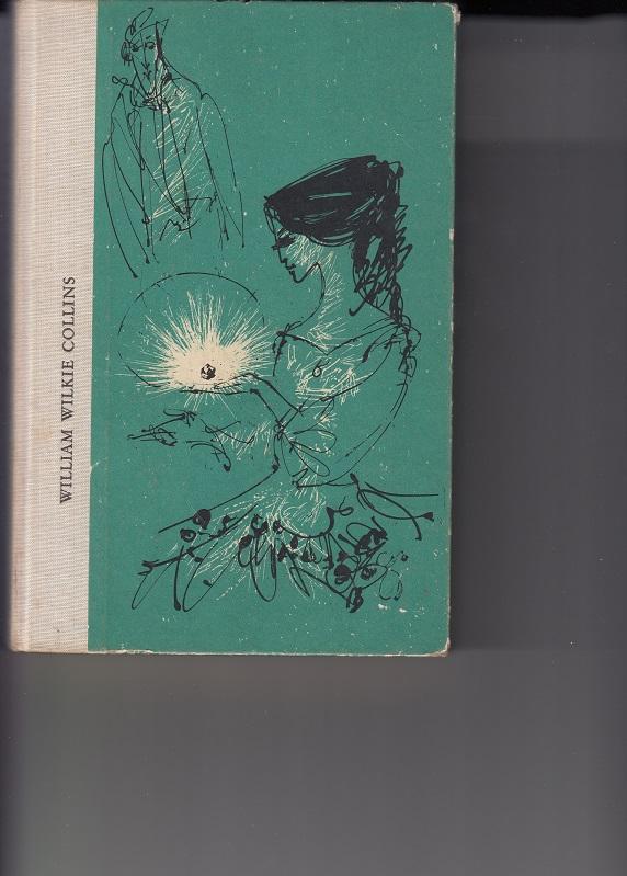 """Der Mondstein. Kriminalroman. Illustrationen von Renate Jessel. [Aus dem Englischen übersetzt, gekürzt und bearbeitet von Günter Löffler]. Ausgabe: """"Buch der Jugend""""."""