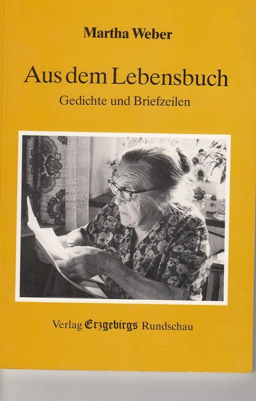 Aus dem Lebensbuch. Gedichte und Briefzeilen. Auswahl und Zusammenstellung: Wolfgang Behring. Fotos: Wolfgang Koch. 1. Aufl.,