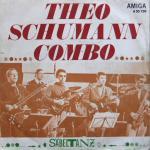 Theo Schumann Combo: Säbeltanz / Der schwarze Zug. AMIGA 450 739,