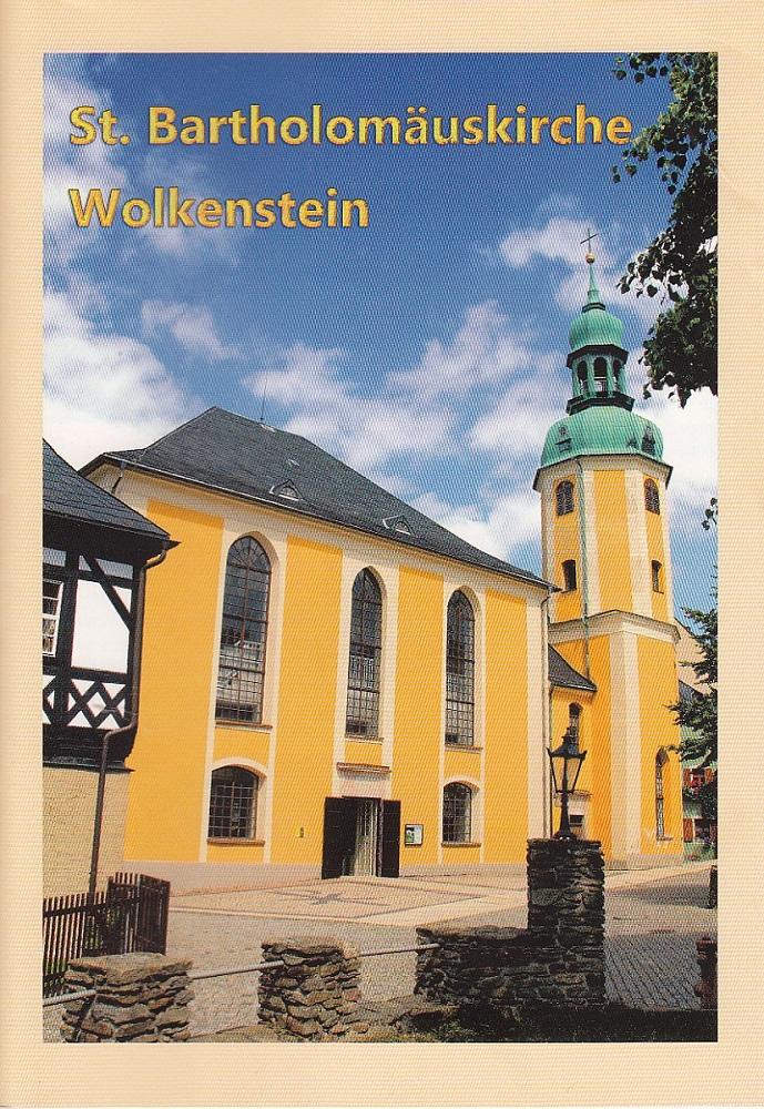 St. Bartholomäuskirche Wolkenstein.