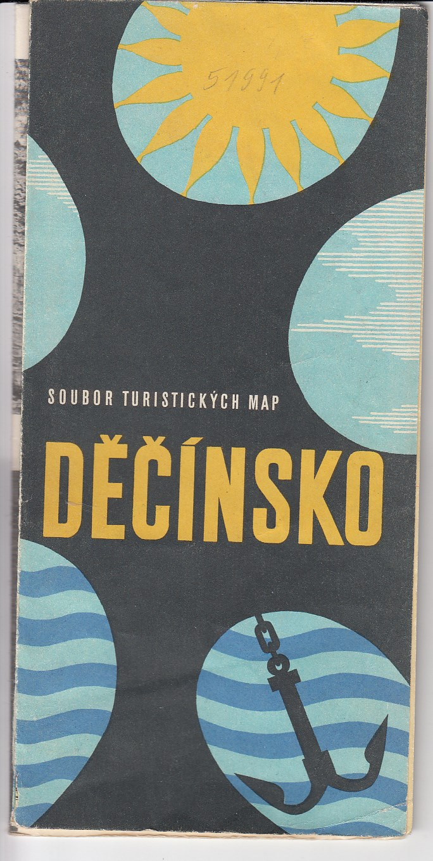 Decinsko - Soubor Turistickych Map Maßstab: 1 : 100 000, viersprachige Erläuterungen,