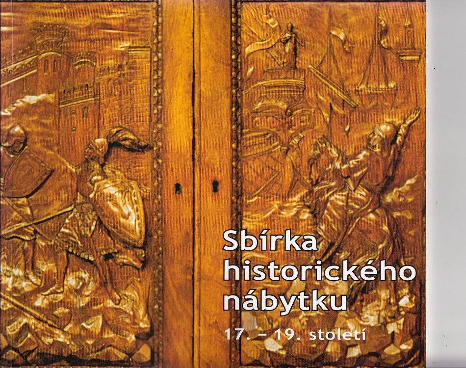 Novák, Petr: Sbírka historického nábytku 17. - 19. století. Fotos: Eva Hladká, 1. Aufl., 1000 Stück,