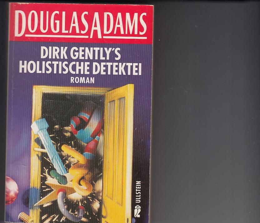 Dirk Gently´s Holistische Detektei. Roman. Ullstein-Buch Nr. 22231. [Aus dem Englischen von Benjamin Schwarz]. Ungekürzte Ausgabe. 3. Aufl.,
