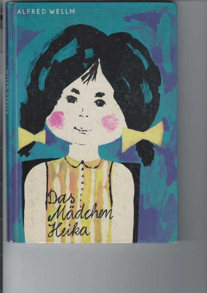 Das Mädchen Heika. Erzählung. Illustrationen von Steffi Bluhm. 3. Aufl.,