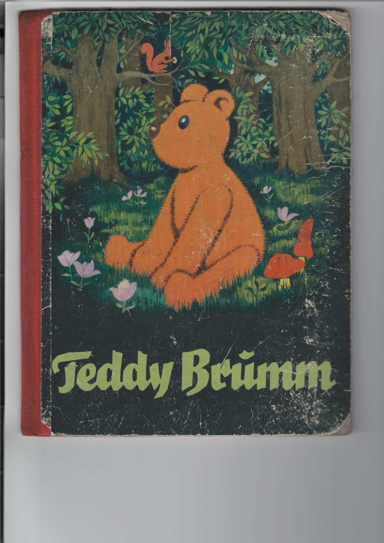 Teddy Brumm. Zeichnungen von Heinz Behling. Text von Nils Werner.