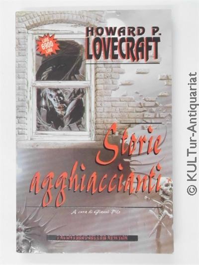 Storie agghiaccianti (I nuovi best seller). 1. Auflage / Prima Edizione, rotgeprägte farb. ill. Broschur.