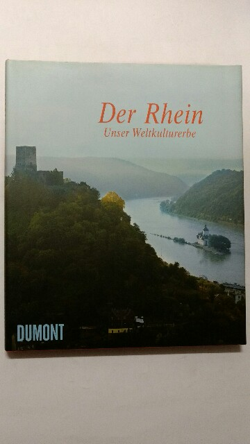 Der Rhein - unser Weltkulturerbe. Mit englischsprachigem Appendix. DuMont-Literatur-und-Kunst-Verl., 2003. 4°. 136 S., überw. illlustr. Pappband. Schutzumschl. (guter Zustand). (ISBN 3-8321-7323-4) 1. Auflage, OPbd. in Foto-SU, Großformat.