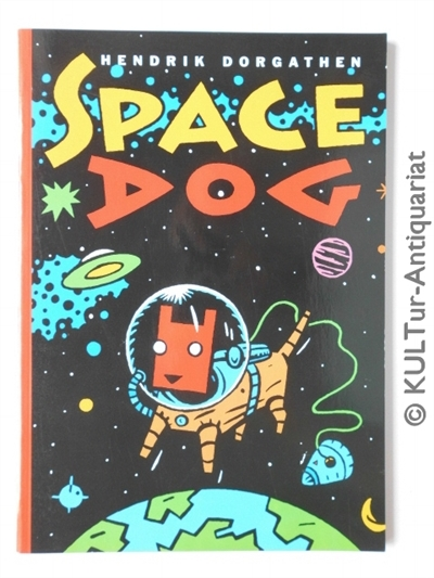 Space Dog. 1. Auflage.