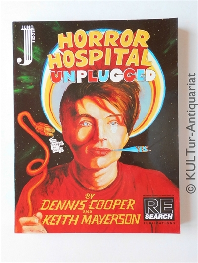 Horror Hospital Unplugged: A Graphic Novel. 1. Auflage / first print.