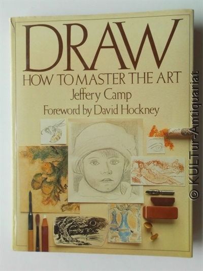 Draw : How to master the art. First Edition.