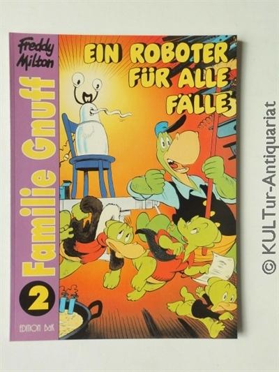 Familie Gnuff, Ein Roboter für alle Fälle. Band 2. 1. Auflage.