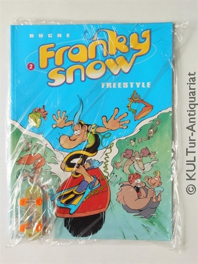 Franky Snow. Freestyle. Band 2. Auflage: k.A., Band 2.