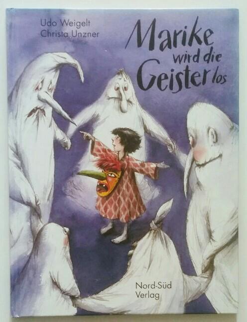 Marike wird die Geister los. k.A.