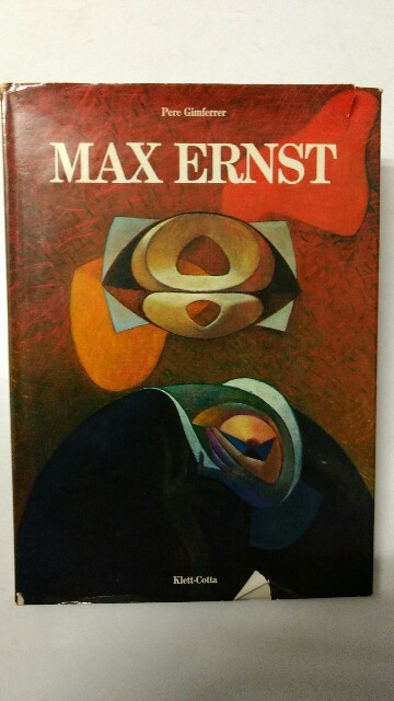 Max Ernst. Dt. Ausgabe.