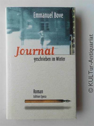 Journal - geschrieben im Winter. 2. Auflage.