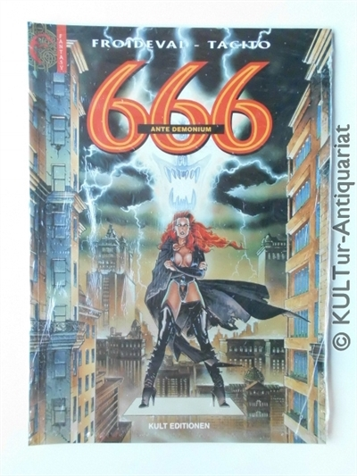 666 - Band 1 : Ante Demonium. Dt. Ausgabe.