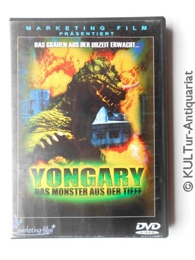 Yongary - Das Monster aus der Tiefe.