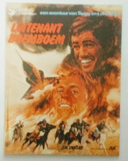 Een avontuur van Tangy en Laverdure, Band 11: Luitenant Boemboem. Auflage: 1, Band 11.