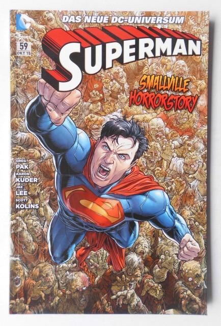 Superman : Smallville Horror Story. Sonderband 59.