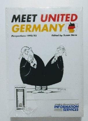 Meet United Germany. Handbook 1991/92, Perspectives by Susan Stern (1992-01-01). Auflage: k.A.