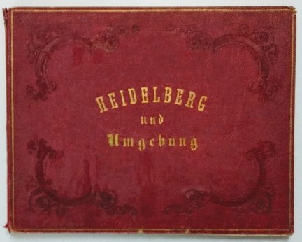 Diverse: Heidelberg und Umgebung. Auflage: o. A.,