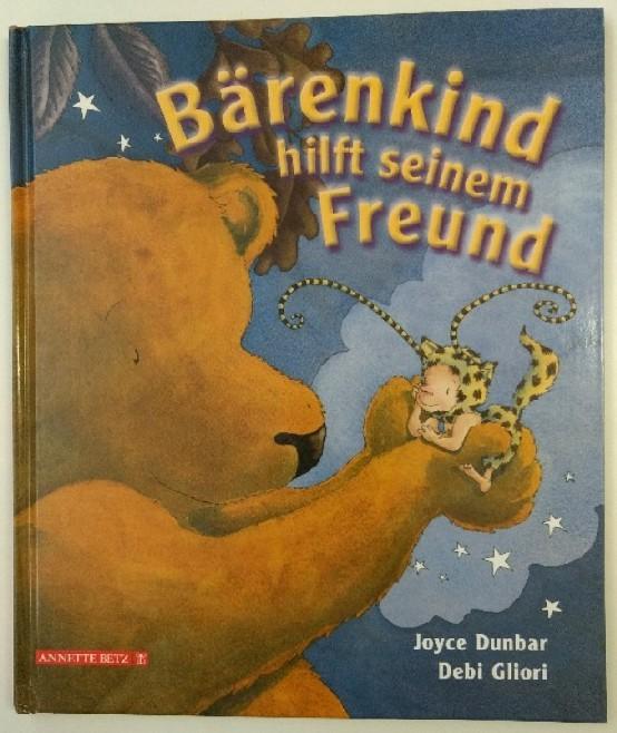 Bärenkind hilft seinem Freund. Auflage: o.A.