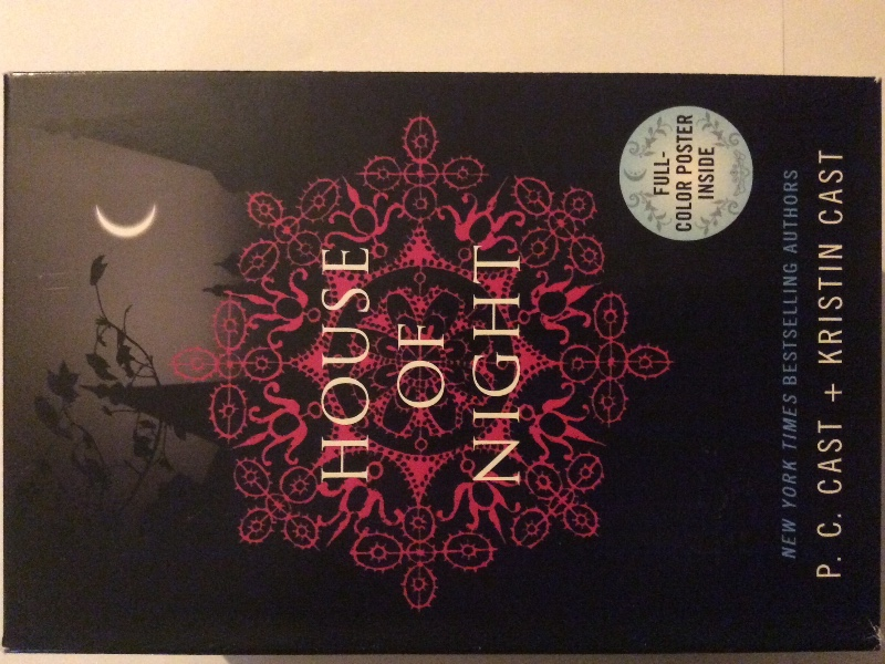 House of Night Boxed Set: Marked / Betrayed / Chosen / Untamed. Auflage: o.A.