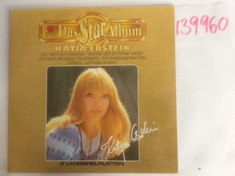 Das Star Album. Nr. 300 896-370.