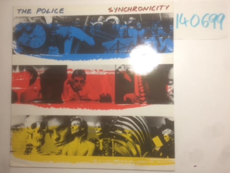 Synchronicity [Vinyl, Nr. 3937351]