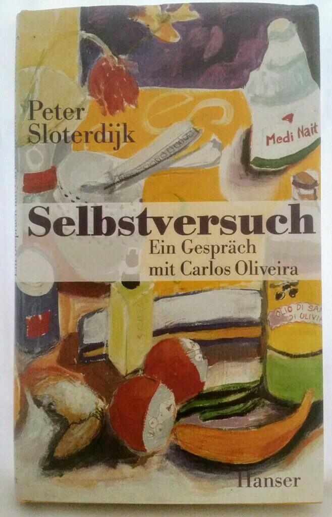 Selbstversuch: Ein Gespräch mit Carlos Oliveira. Auflage: o. A.,