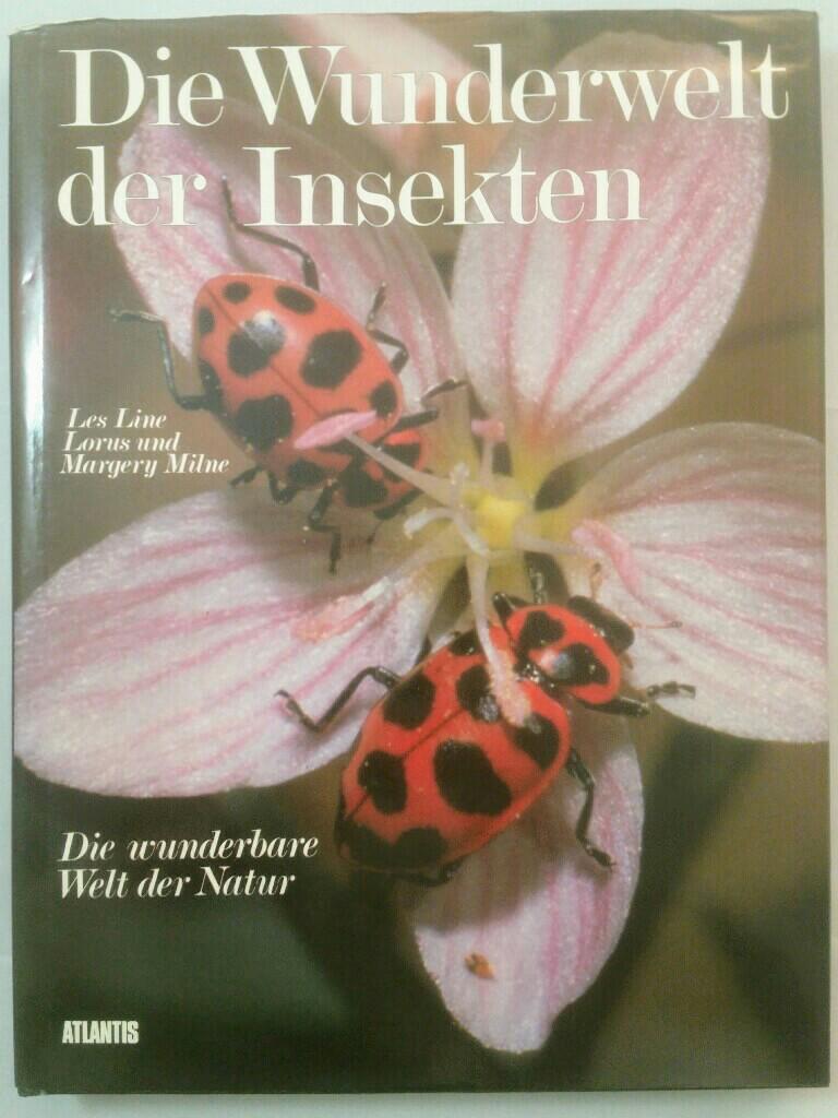 Die Wunderwelt der Insekten. Die wunderbare Welt der Natur.