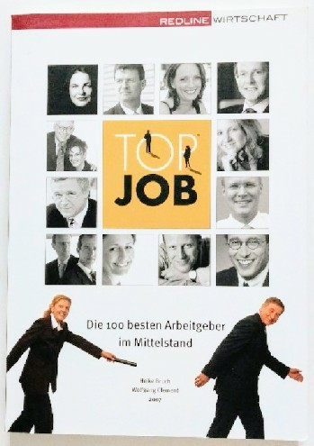 Bruch, Heike und Wolfgang Clement: Top Job 2007.