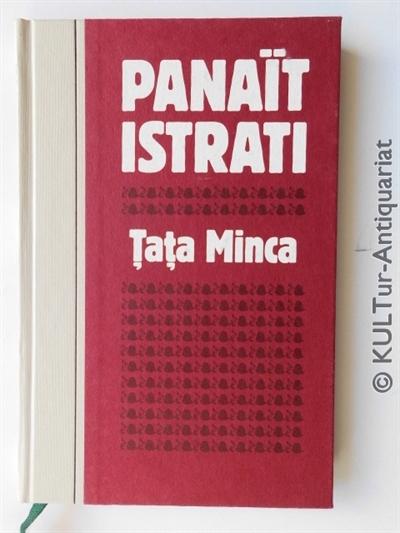 Werkausgabe. - Bd. 10.,  ¸Ta¸ta Minca.
