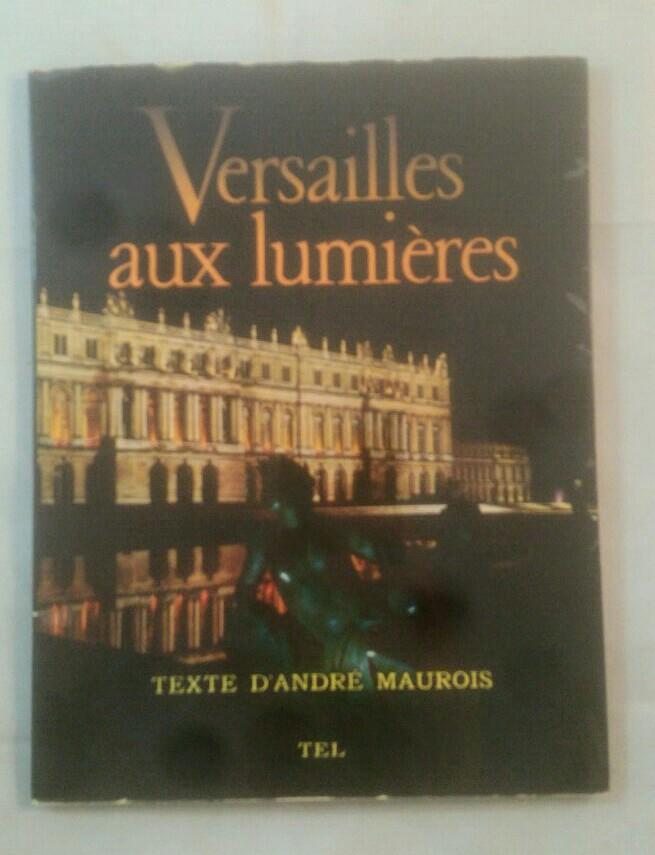 Versailles aux lumières.