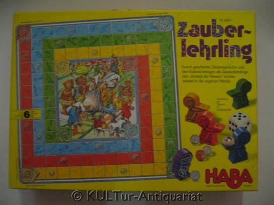 Zauberlehrling - HABA 4187. 4187.