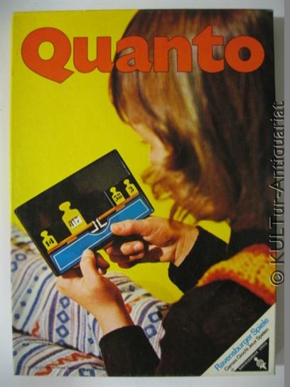 QUANTO - Wer gut wägt gewinnt! 611 5 204.