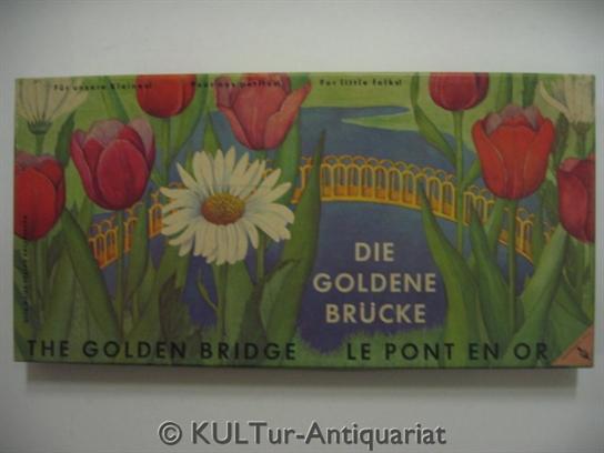 Die goldene Brücke. 14 211.