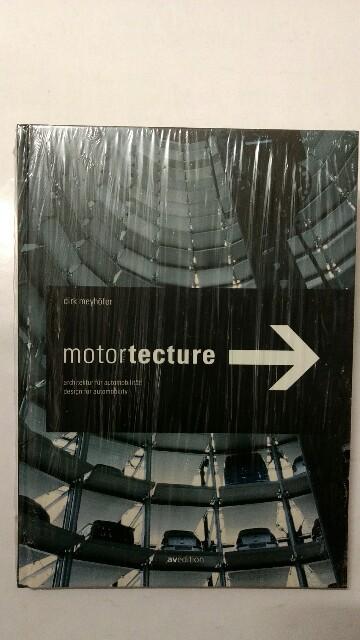 Motortecture. Architektur für Automobilität / Design for Automobility. 1. Auflage.
