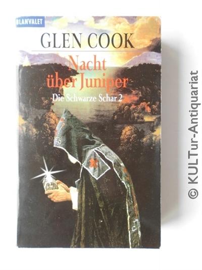Nacht über Juniper. Die schwarze Schar 02. 1. Auflage.