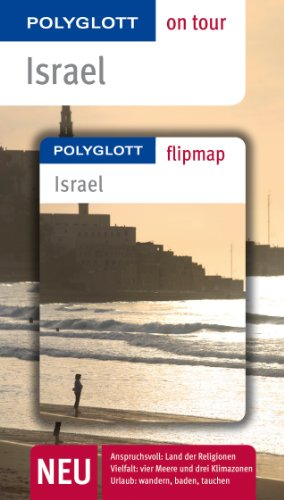 Israel: Polyglott on tour mit Flipmap.