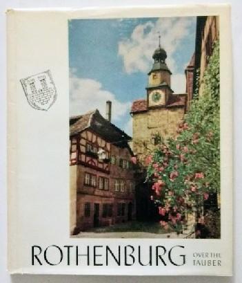 Rothenburg. Over the Tauber. 5. Auflage.