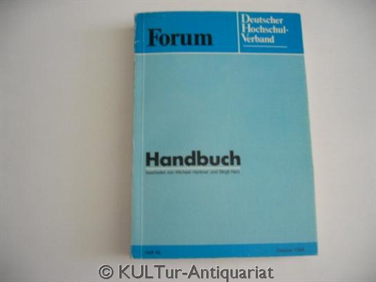 Handbuch.