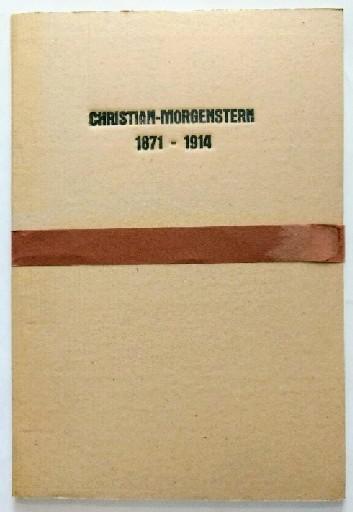 Christian Morgenstern. Gedichte, Zeichnungen.