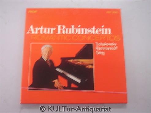 Romantic Concertos [2 Vinyl-LPs] [Box-Set]. GER VCS 7070/1-2