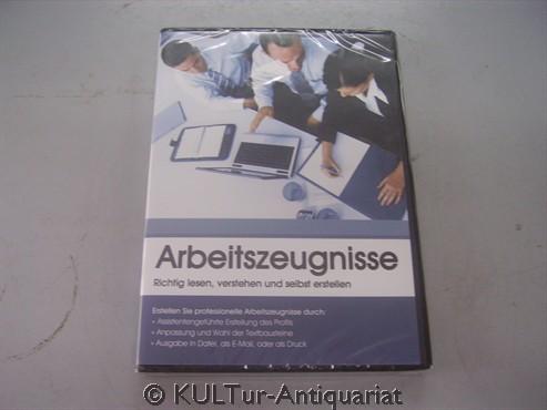 Arbeitszeugnisse - Richtig lesen, verstehen und selbst erstellen [CD-Rom]. GER.
