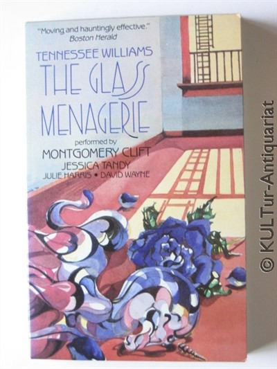 Williams, Tennessee: The Glass Menagerie [2 MCs]. US.